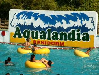 Aqualandia Benidorm 1