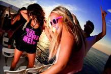 fiesta en barco en benidorme