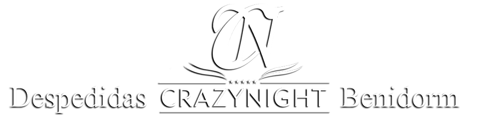 CrazyNight Benidorm Logo