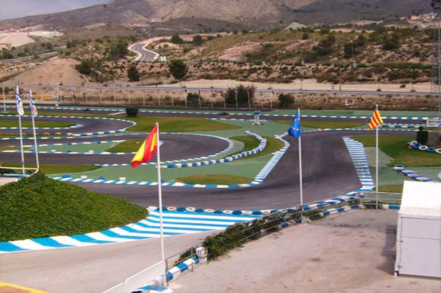 Karting CrazyNight Benidorm 5