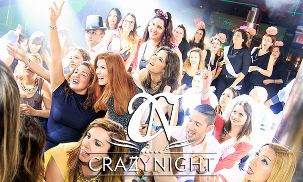Noches de Despedidas CrazyNight - Despedidas economicas Benidorm