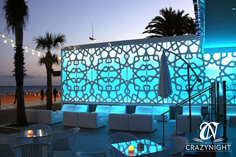 Restaurante CrazyNight Benidorm 7