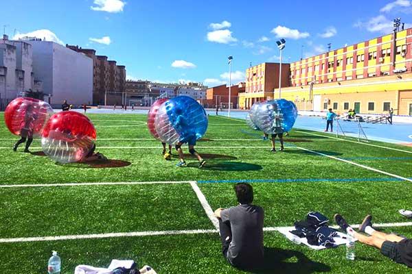Soccerball Benidorm 2