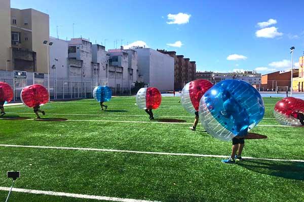 Soccerball Benidorm 3