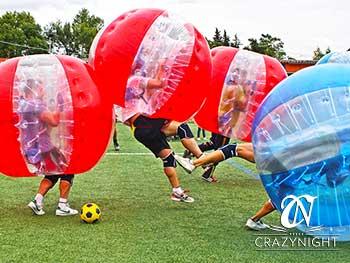 Soccerball Benidorm 1